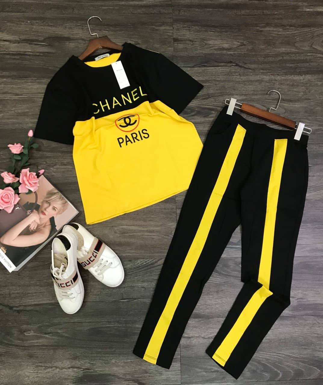Bộ Thể Thao Chanel